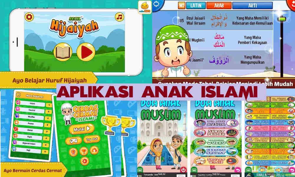 Aplikasi Anak Islami