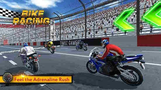Game balap motor GP offline terbaik di android