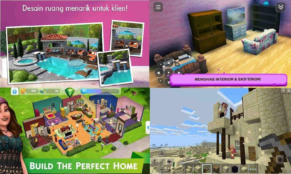 Game Membuat Rumah Impian