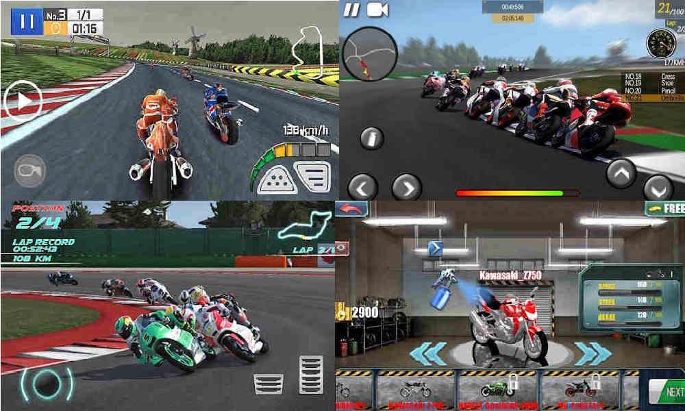 Game MotoGP Android Offline Terbaik