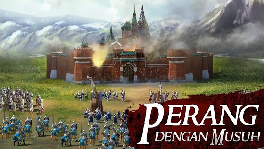 Game Perang Kerajaan Offline 5