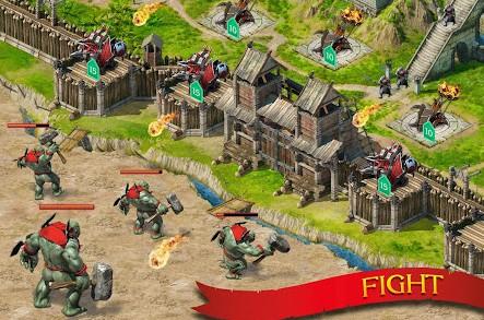 Game Perang Kerajaan Offline 2