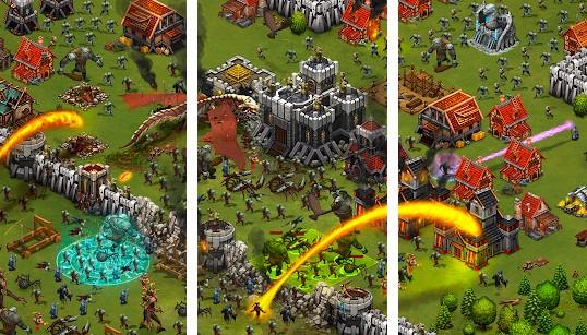 Game Perang Kerajaan Offline 1