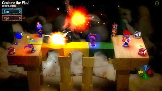 Game Petualangan Multiplayer Offline 2