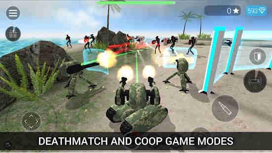 Game Petualangan Multiplayer Offline 3