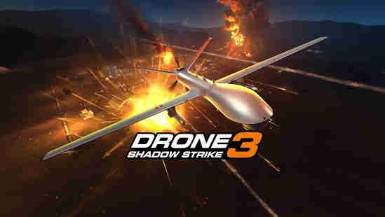 Game Drone Shadow Strike 3 Terbaik Offline Android