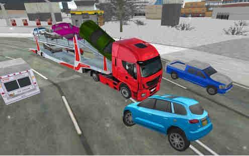 Games Mobil Truk Gandeng