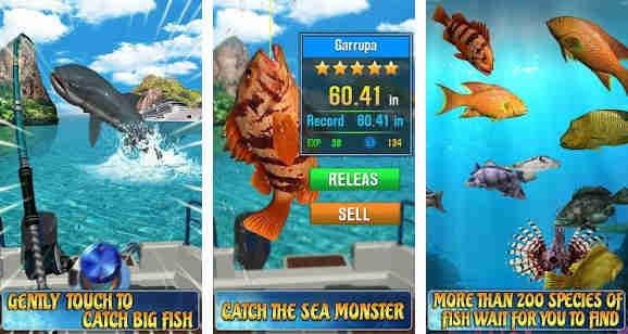 Game Memancing Ikan Mas 3