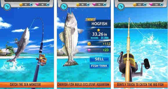 Game Memancing Ikan Mas 2