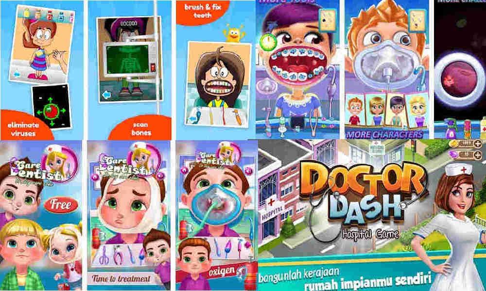Game Dokter Gigi Pasang Behel