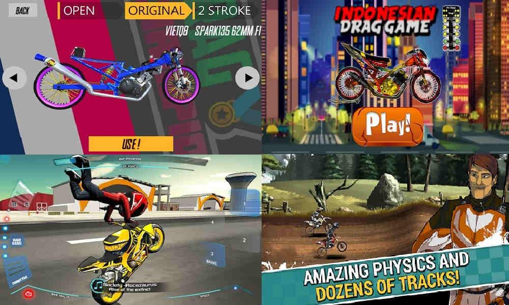 Game Drag Motor Offline