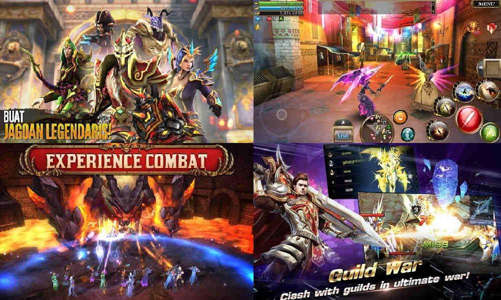 Game MMORPG Terbaik di Android yang Banyak Orang Indonesia