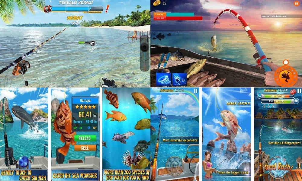 Game Memancing Ikan Mas