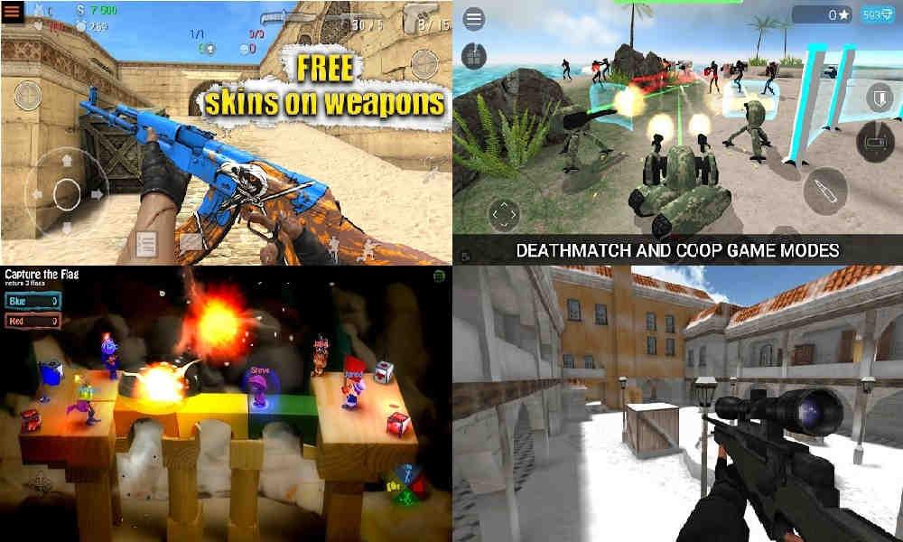 Game Petualangan Multiplayer Offline