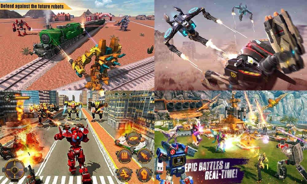 11 Game Robot Perang Android yang Sangat Menantang