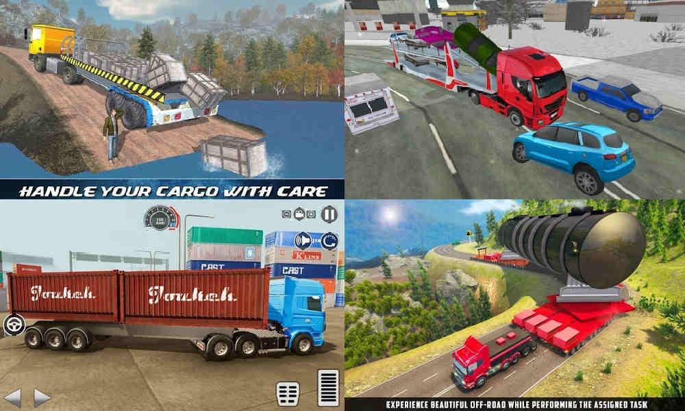 10 Games Mobil Truk Gandeng Offline Terbaik di Android