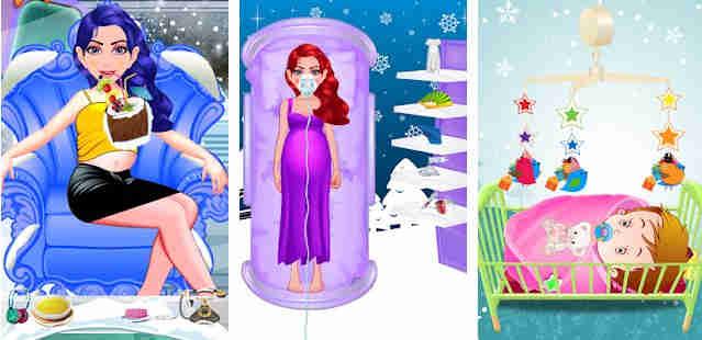 Game Barbie Hamil di Rumah Sakit