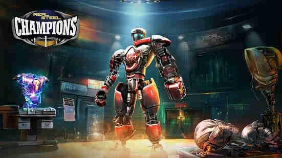 Game Robot Perang Android 4