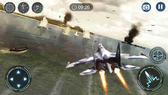 Skyward War – Mobile Thunder Aircraft Battle Games