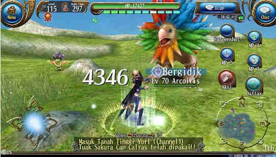 12 Game Mmorpg Terbaik Android Banyak Orang Indonesia