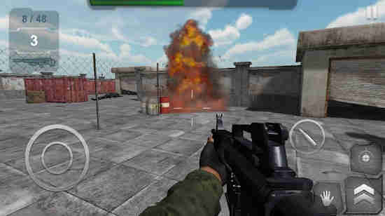 Game Trigger FPS Terbaik Offline Android