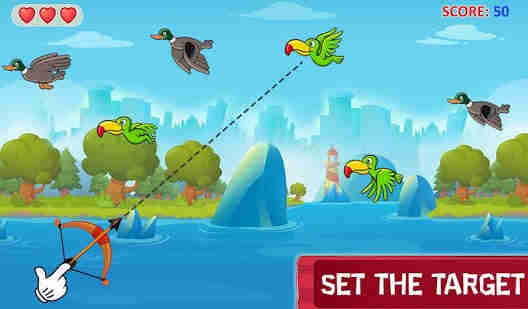 Archery Bird Hunter - Duck Hunting Games