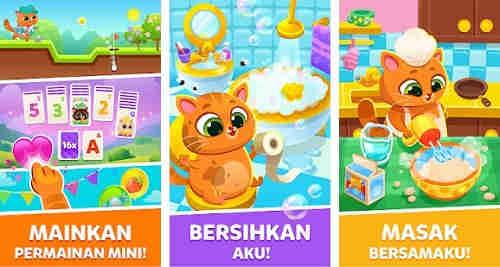 Game Memelihara Kucing di Android