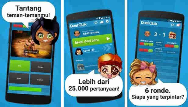 Game Asah Otak Android