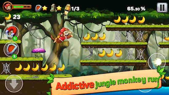 Funky island - Banana Monkey Run