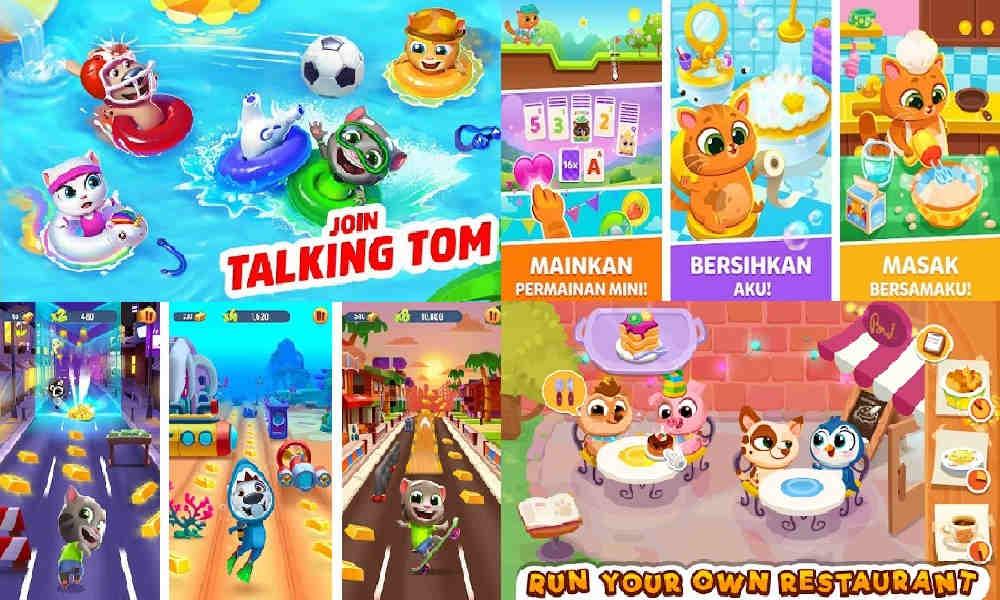Game Memelihara Kucing Offline Terbaik di HP Android