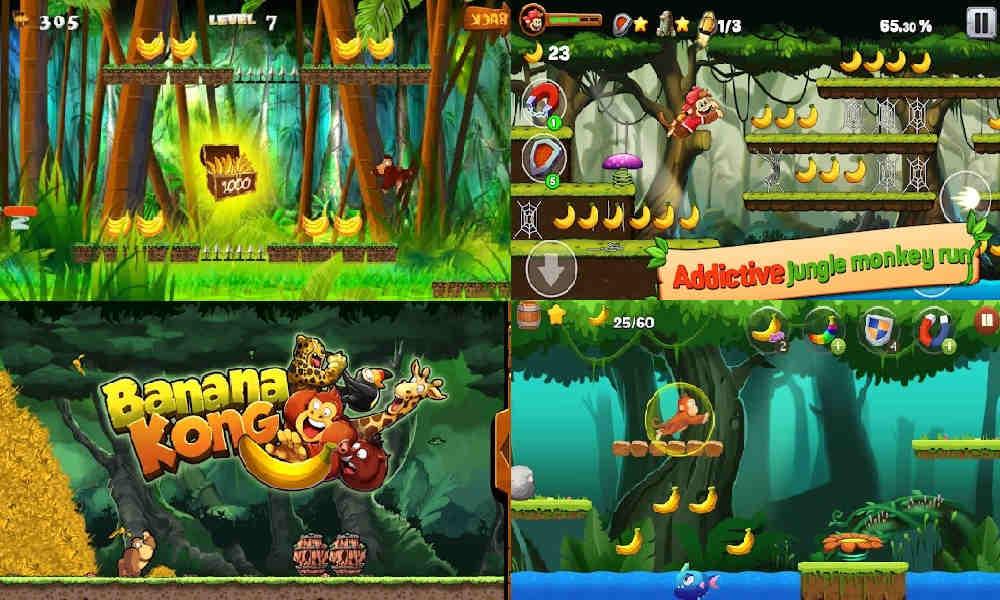 9 Game Monyet Makan Pisang di Android (Offline & Online)