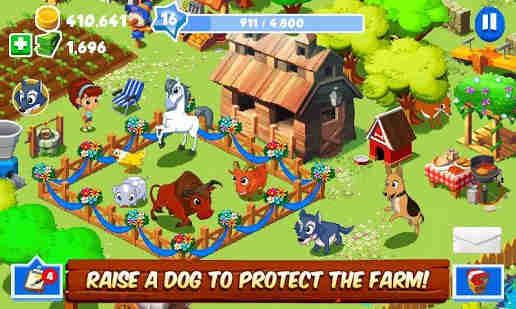 Game Peternakan dan Perkebunan