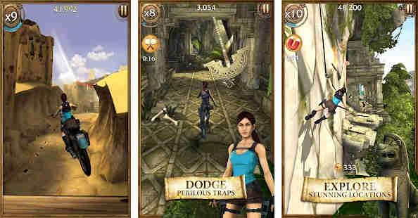 Lara Croft - Relic Run
