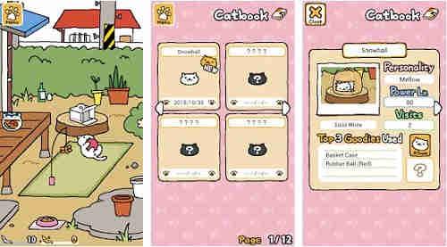 Game Memelihara Kucing Offline