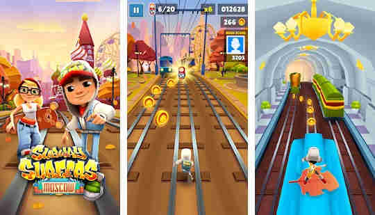 Game Balap Lari Android 3