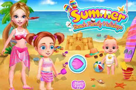 Summer Beach Super Fun Holidays