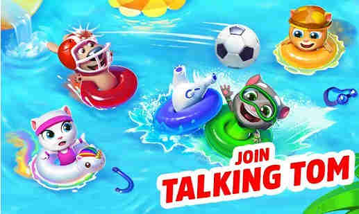 Talking Tom Pool – Puzzle Game