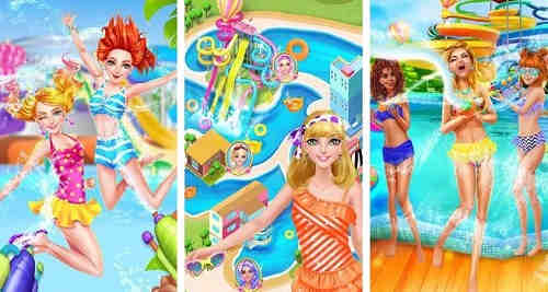 Game Kolam Renang Barbie 1