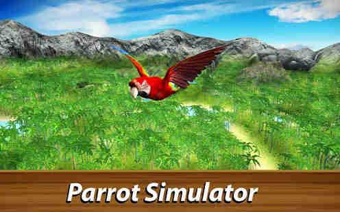 Wild Parrot Survival - jungle bird simulator!