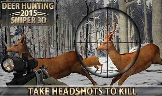 Berburu Rusa - Sniper 3D