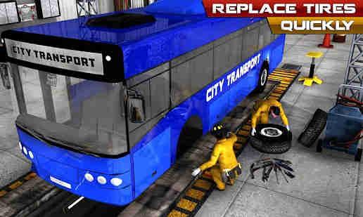 Game Merakit Bus