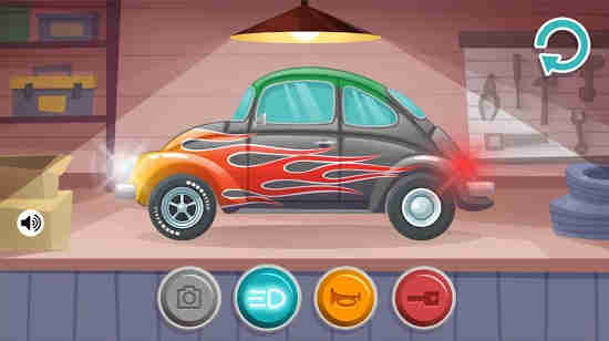 Car Maker for Kids