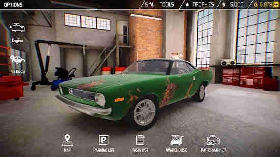 Game Merakit Mobil Terbaik