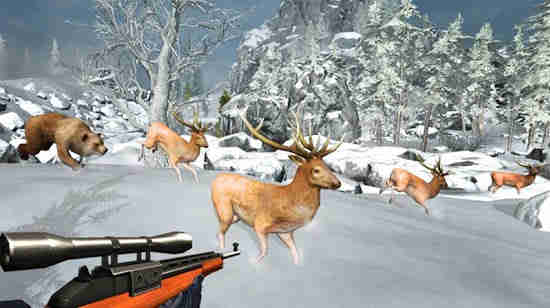 Deer Hunter Game - Free Hunting