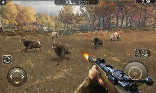 Deer Hunting King 3D