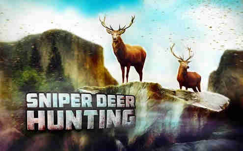 Deer Sniper Hunting Game