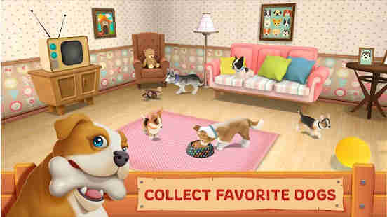 Dog Town Pet Shop Game