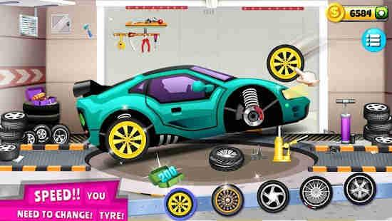 Game Merakit Mobil Android