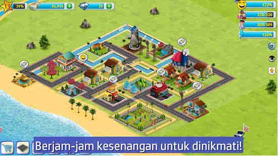 Town Games Village City