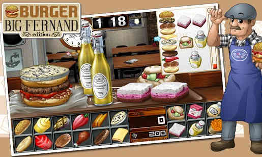 Game Burger Terbaik Android